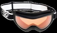 Crest Ski Goggles-BLACK/GOLD