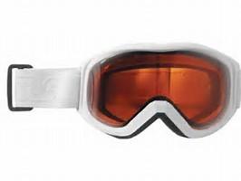 Crest Ski Goggles-SILVER/GOLD