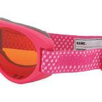 LIL GUY Ski Goggles-PINK CUBE